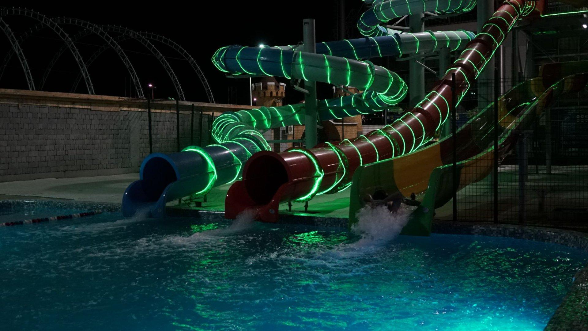 аквапарк альметьевск фото под